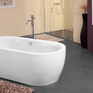 Siris térbenálló fürdőkád