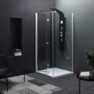Terra flat TV zuhanykabin